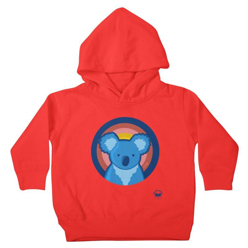 Full Circle Kids Toddler Pullover Hoody by Bearhugs For Australia