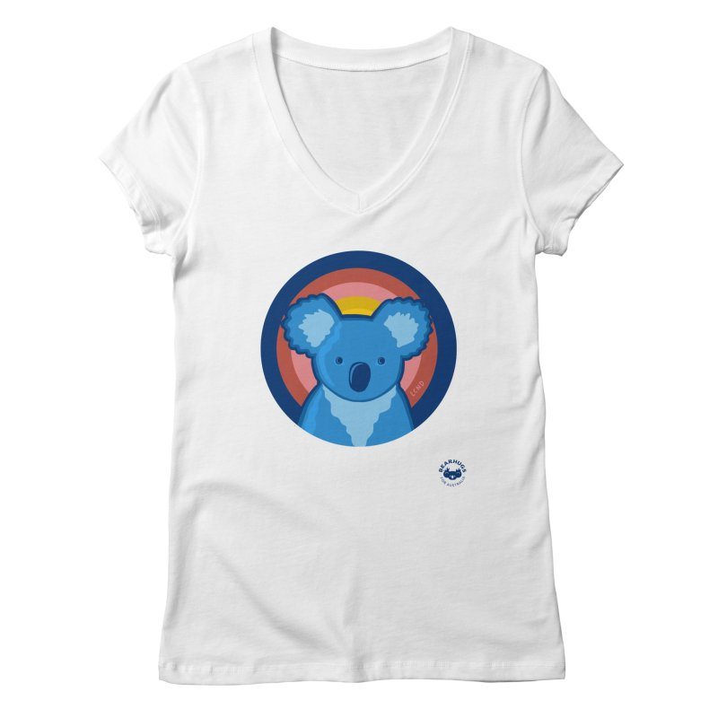 Full Circle Women's V-Neck by Bearhugs For Australia