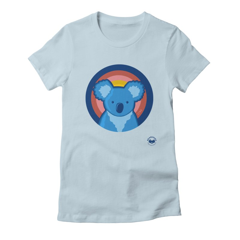 Full Circle Women's T-Shirt by Bearhugs For Australia