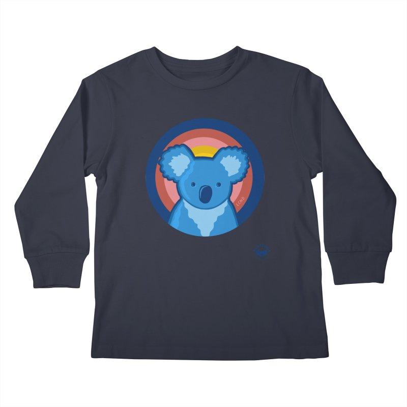Full Circle Kids Longsleeve T-Shirt by Bearhugs For Australia