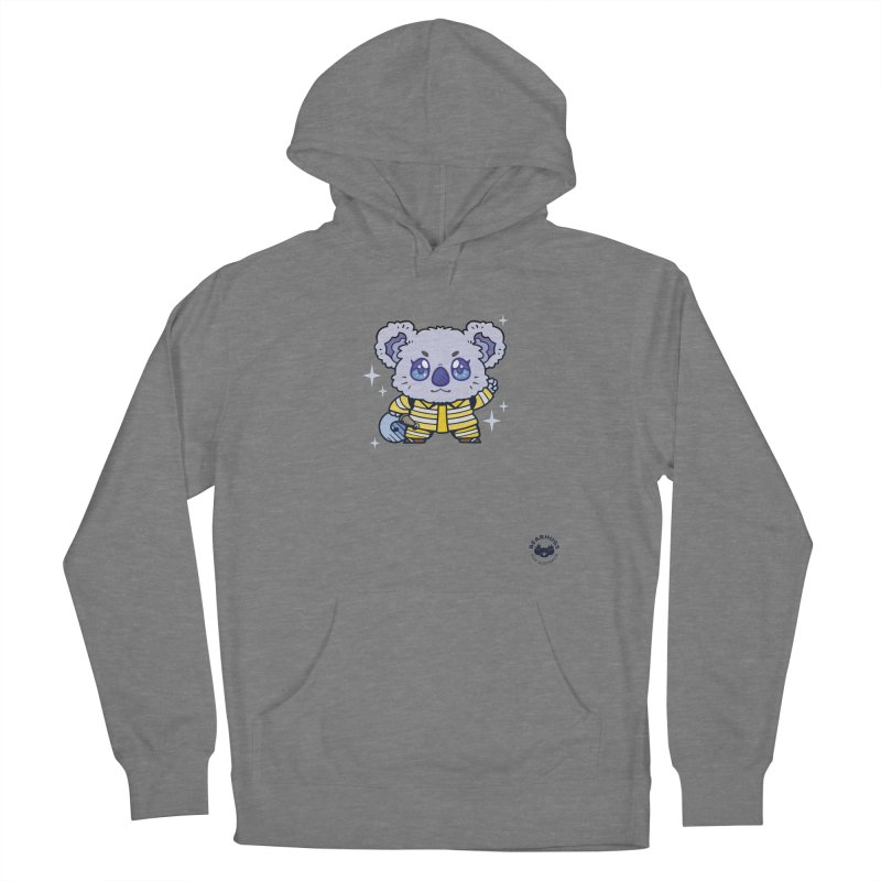Australian Firefighter Koala Women's Pullover Hoody by Bearhugs For Australia