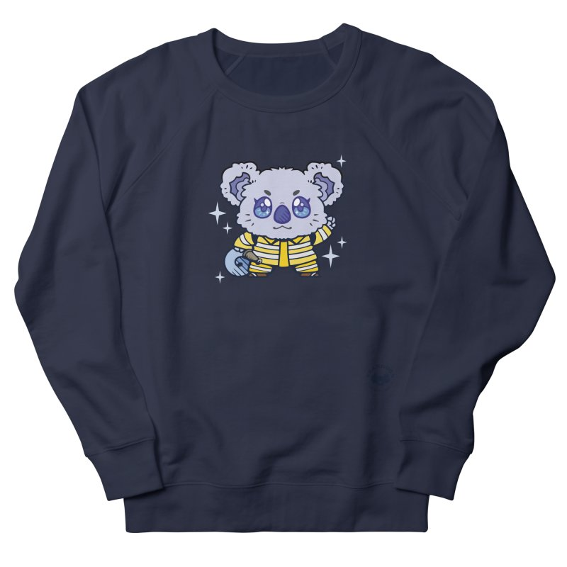 Australian Firefighter Koala Women's Sweatshirt by Bearhugs For Australia