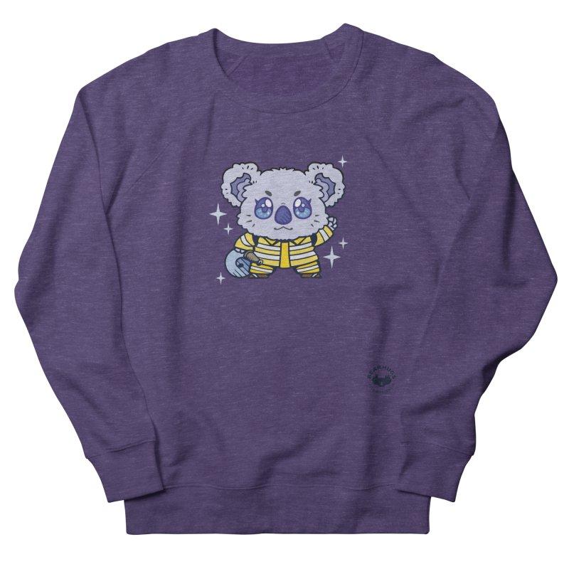 Australian Firefighter Koala Men's Sweatshirt by Bearhugs For Australia