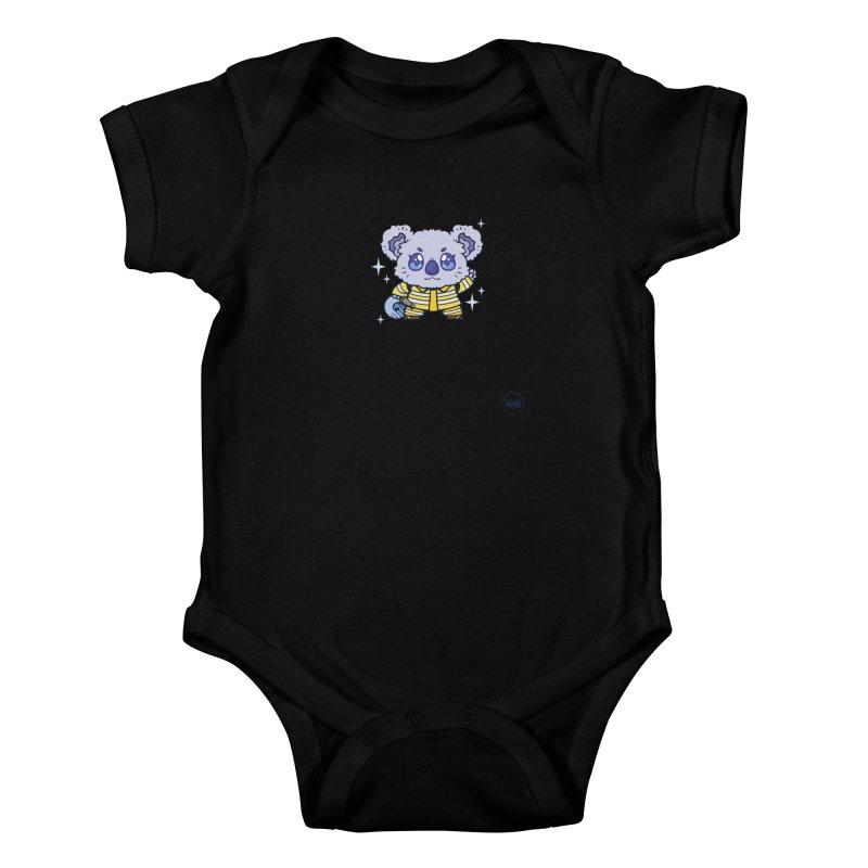Australian Firefighter Koala Kids Baby Bodysuit by Bearhugs For Australia