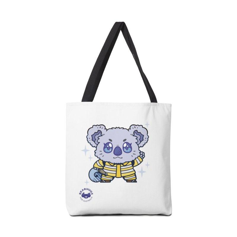 Australian Firefighter Koala Accessories Bag by Bearhugs For Australia