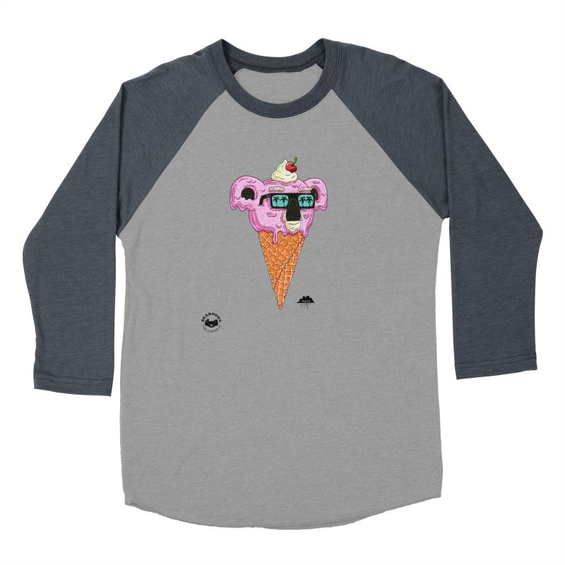 Mulga Icecream Koala Women's Longsleeve T-Shirt by Bearhugs For Australia