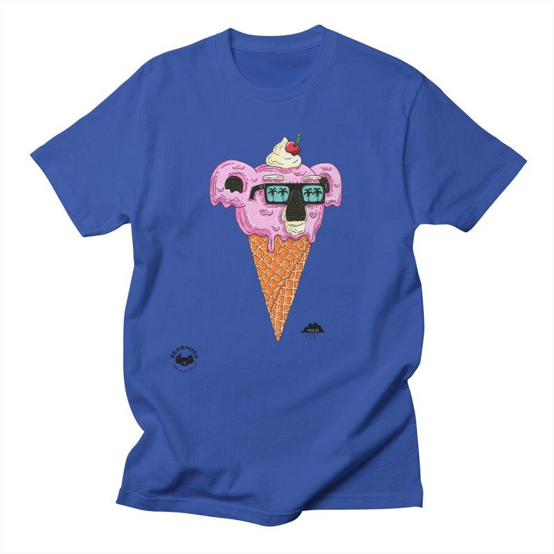 Mulga Icecream Koala Men's T-Shirt by Bearhugs For Australia