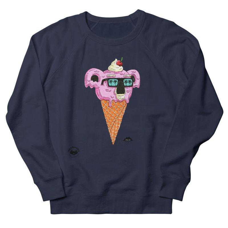 Mulga Icecream Koala Women's Sweatshirt by Bearhugs For Australia