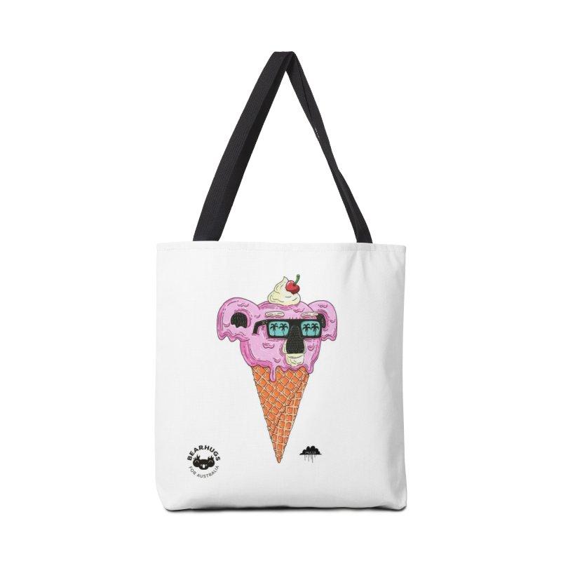 Mulga Icecream Koala Accessories Bag by Bearhugs For Australia