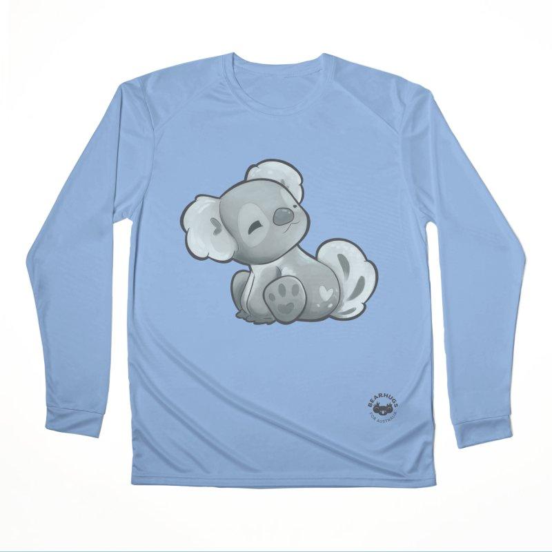 Cuddly Koala Women's Longsleeve T-Shirt by Bearhugs For Australia