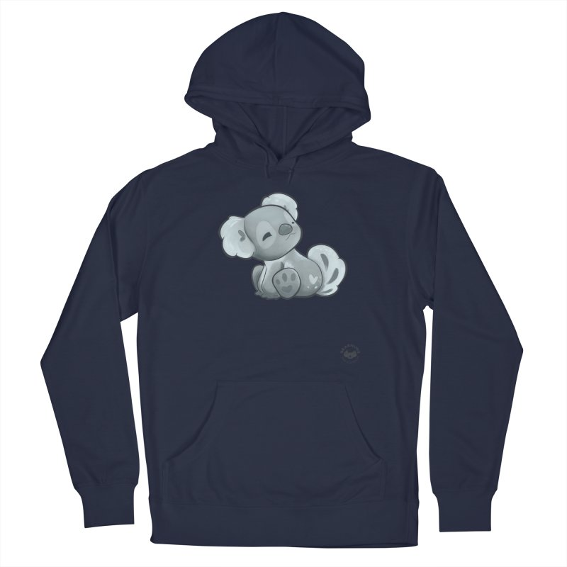 Cuddly Koala Men's Pullover Hoody by Bearhugs For Australia