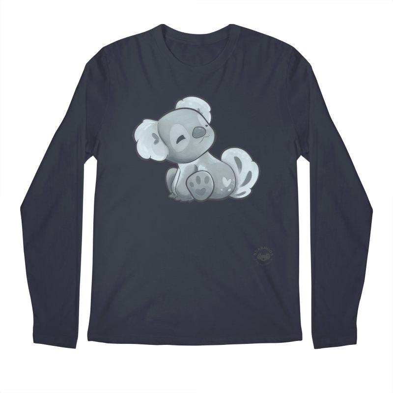Cuddly Koala Men's Longsleeve T-Shirt by Bearhugs For Australia