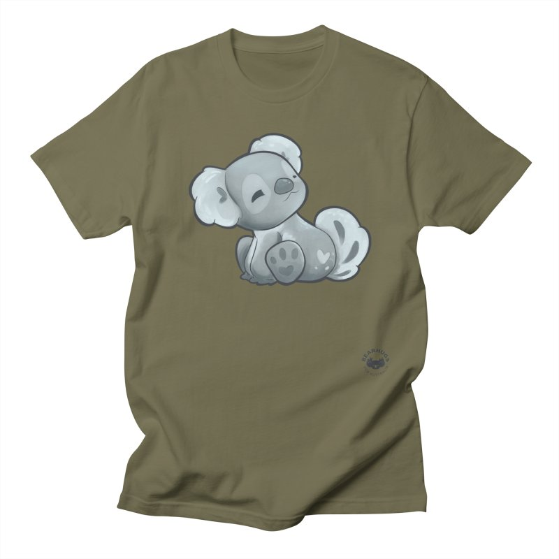 Cuddly Koala Men's T-Shirt by Bearhugs For Australia