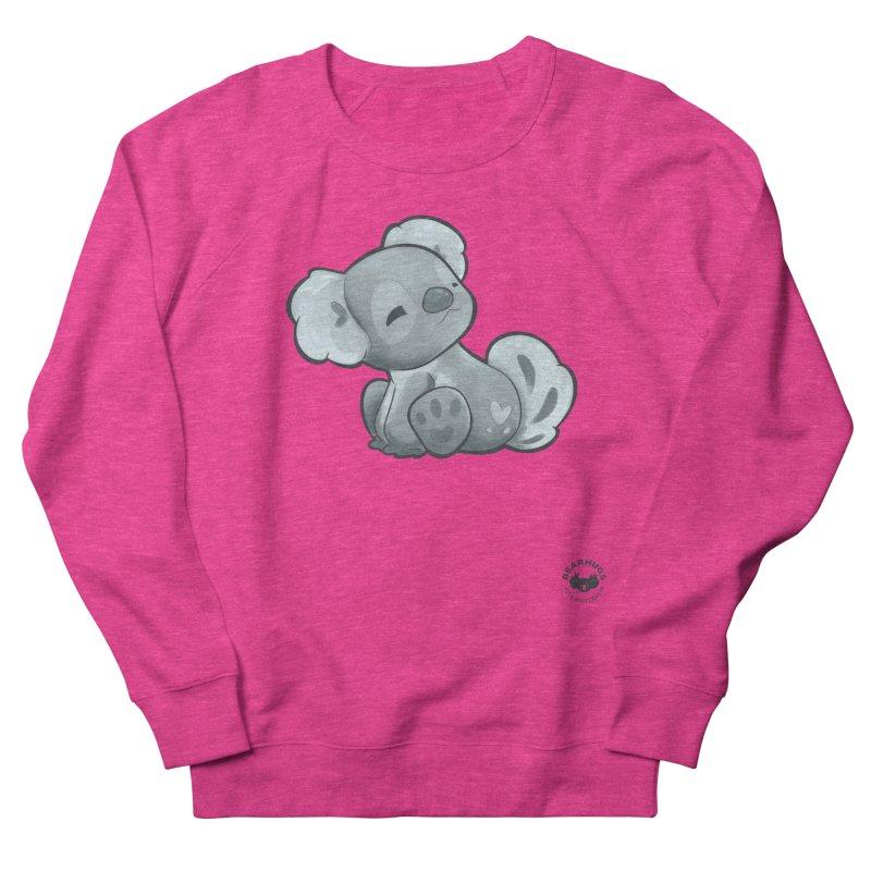 Cuddly Koala Women's Sweatshirt by Bearhugs For Australia