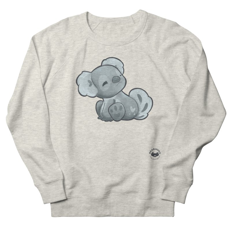 Cuddly Koala Women's Sweatshirt by Bearhugs For Australia