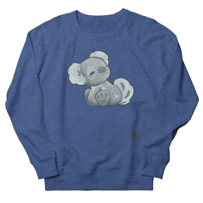 Cuddly Koala Men's Sweatshirt by Bearhugs For Australia