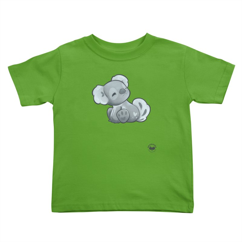 Cuddly Koala Kids Toddler T-Shirt by Bearhugs For Australia