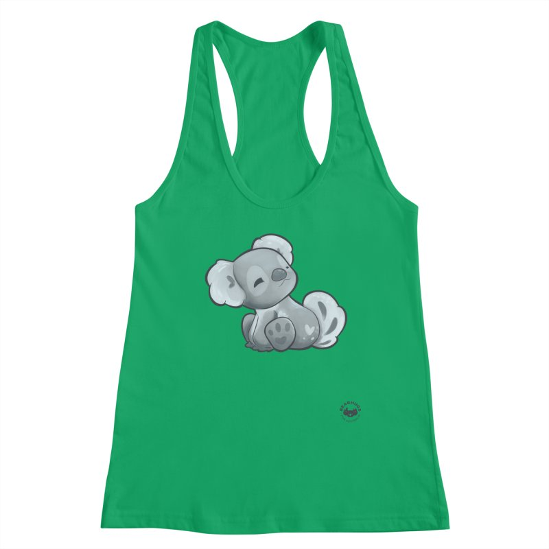 Cuddly Koala Women's Tank by Bearhugs For Australia