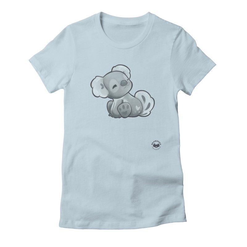 Cuddly Koala Women's T-Shirt by Bearhugs For Australia