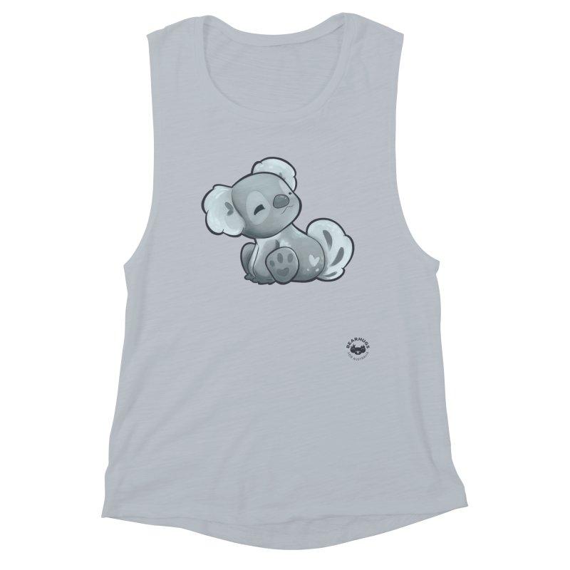 Cuddly Koala Women's Tank by Bearhugs For Australia