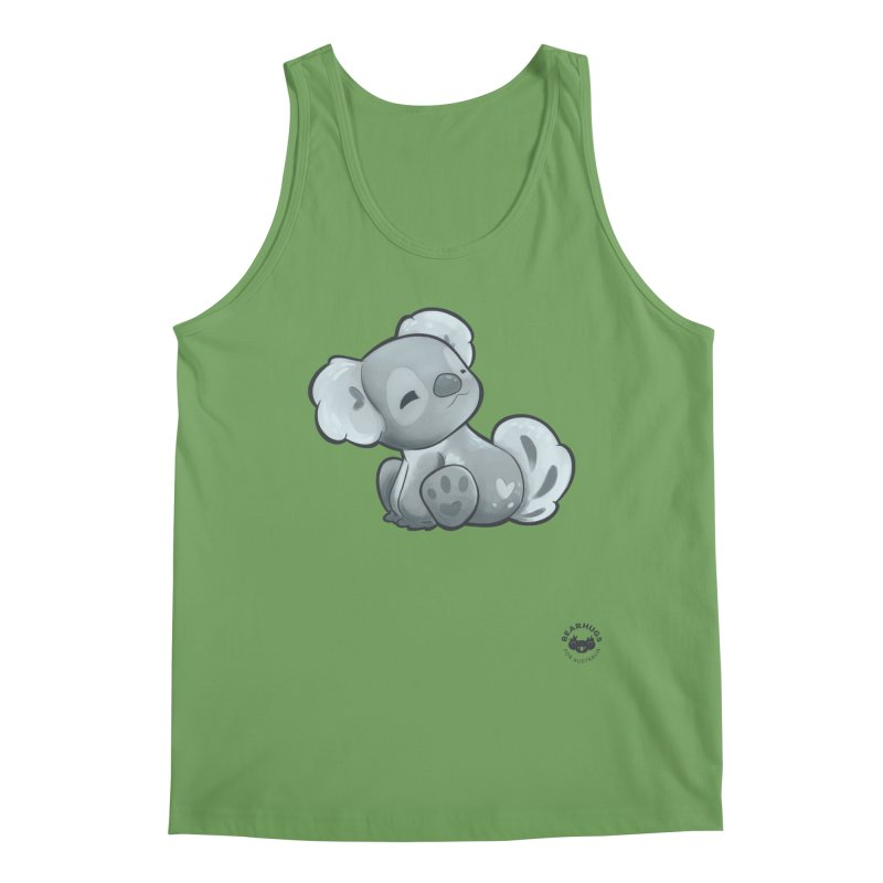 Cuddly Koala Men's Tank by Bearhugs For Australia