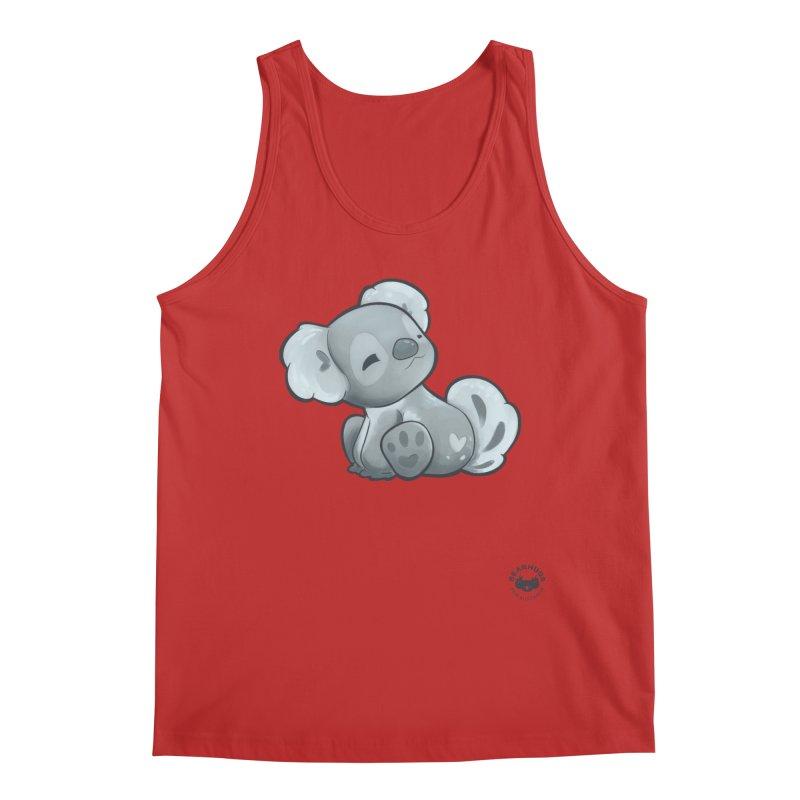 Cuddly Koala Men's Tank by Bearhugs For Australia