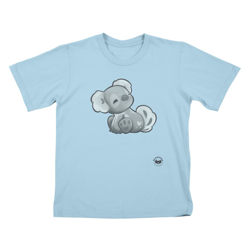 Cuddly Koala Kids T-Shirt by Bearhugs For Australia