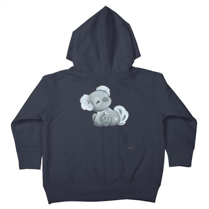 Cuddly Koala Kids Toddler Zip-Up Hoody by Bearhugs For Australia