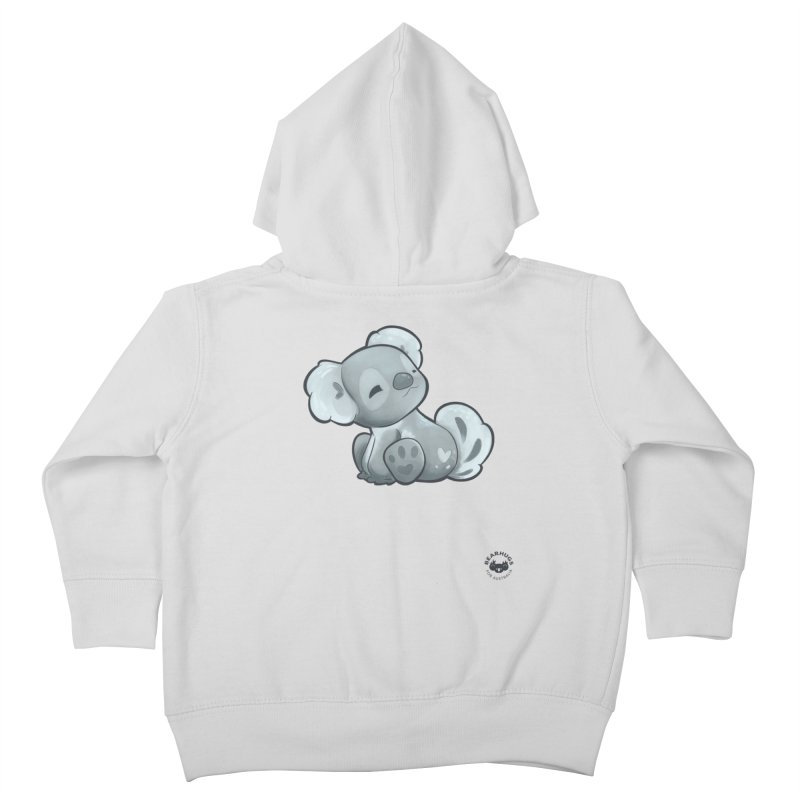 Cuddly Koala Kids Toddler Zip-Up Hoody by Bearhugs For Australia