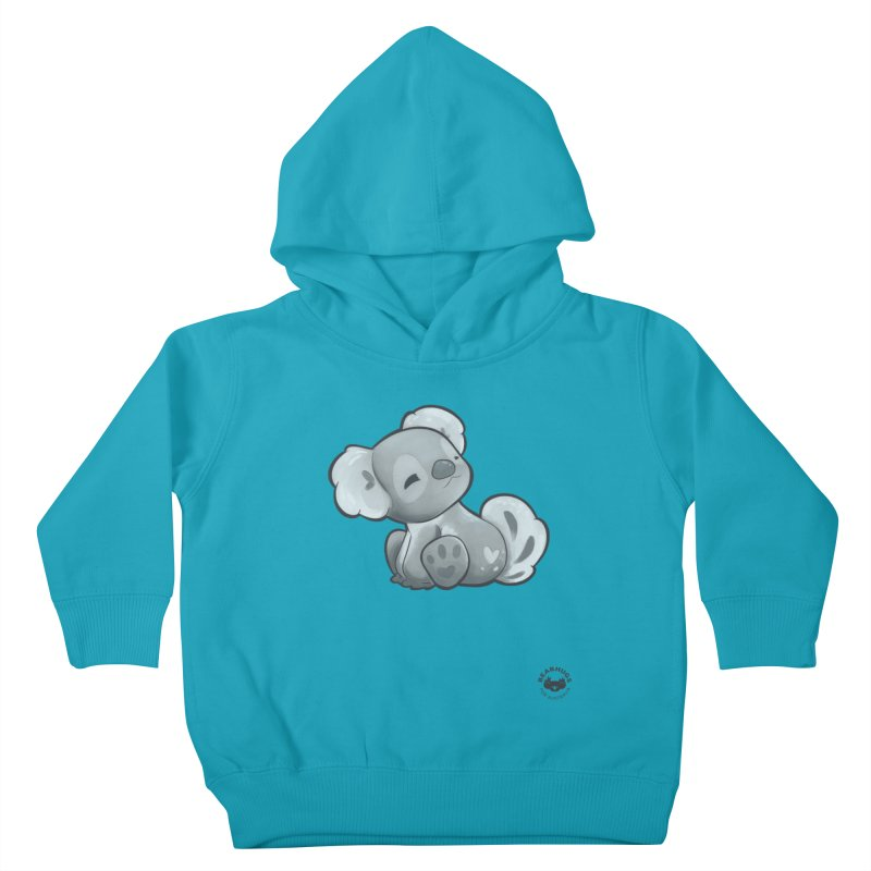 Cuddly Koala Kids Toddler Pullover Hoody by Bearhugs For Australia