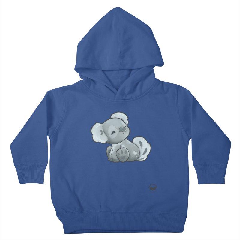 Cuddly Koala Kids Toddler Pullover Hoody by Bearhugs For Australia