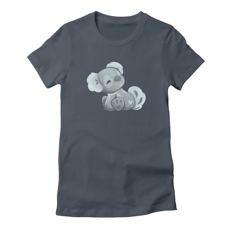 Cuddly Koala Women's T-Shirt by Bearhugs For Australia