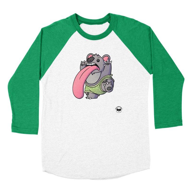 Koala Tongue Women's Longsleeve T-Shirt by Bearhugs For Australia