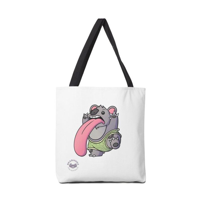 Koala Tongue Accessories Bag by Bearhugs For Australia