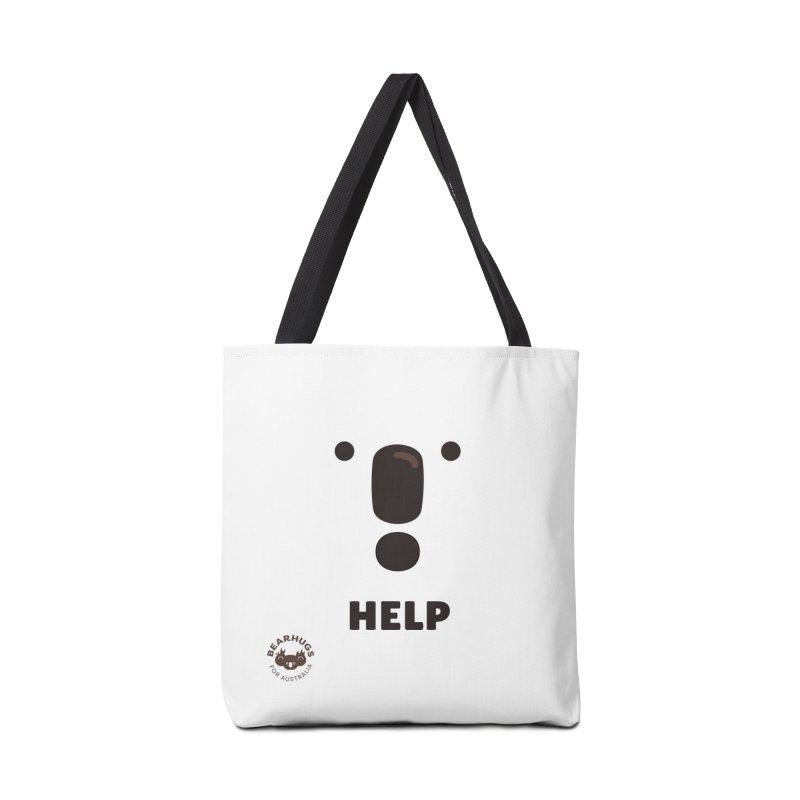 Koala Help! Accessories Bag by Bearhugs For Australia
