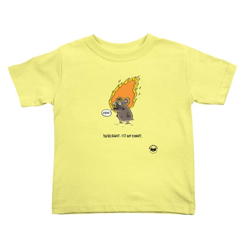 Kids None by Bearhugs For Australia