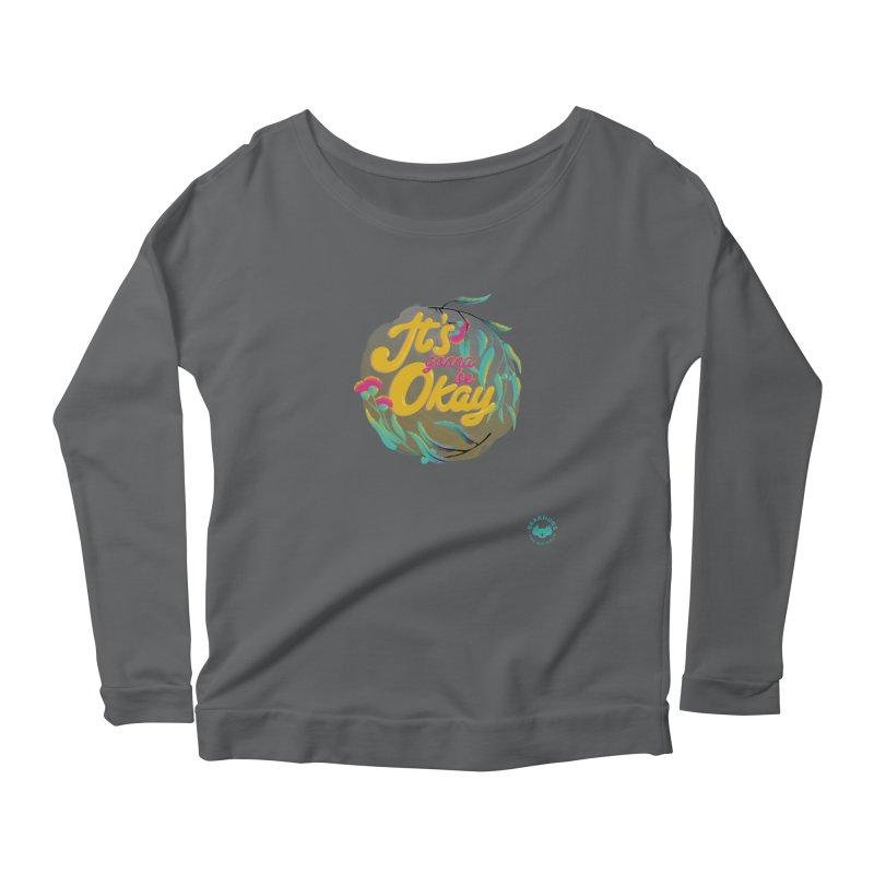 It's Gonna Be Okay Women's Longsleeve T-Shirt by Bearhugs For Australia