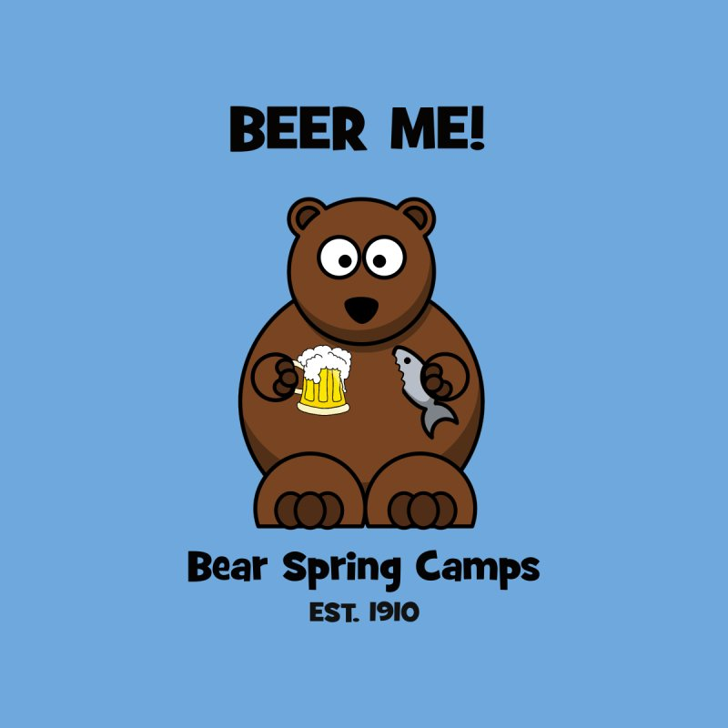 BEER ME Men's Tank by Bear Spring Camps