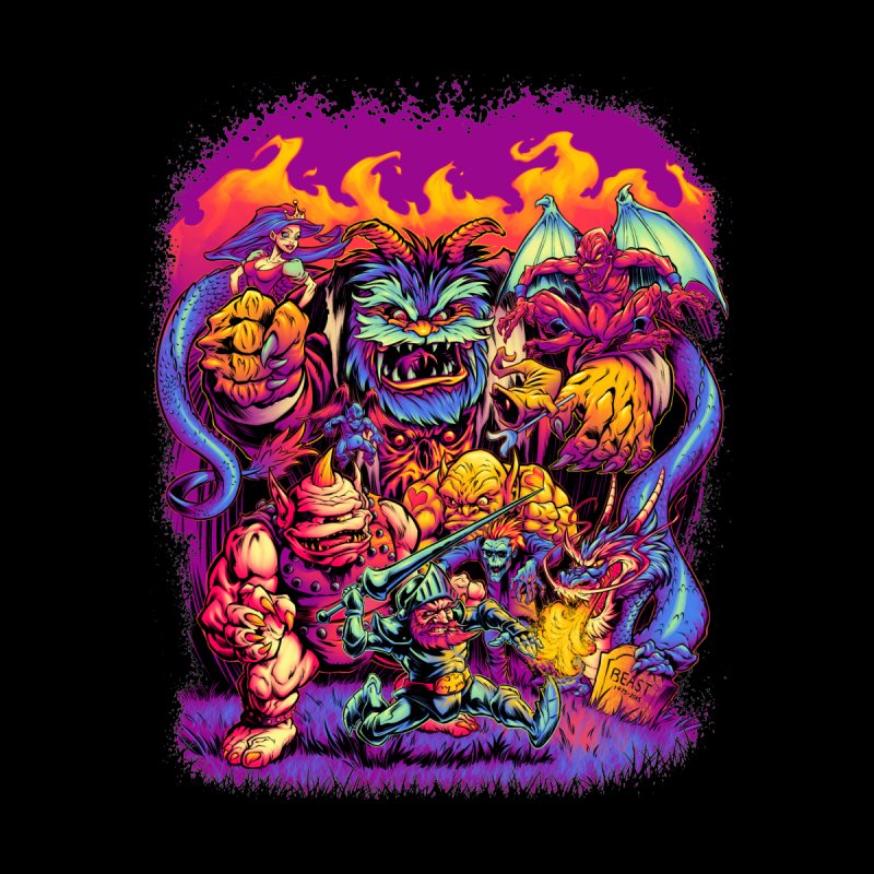 GHOSTS 'N' GOBLINS   by Beastwreck