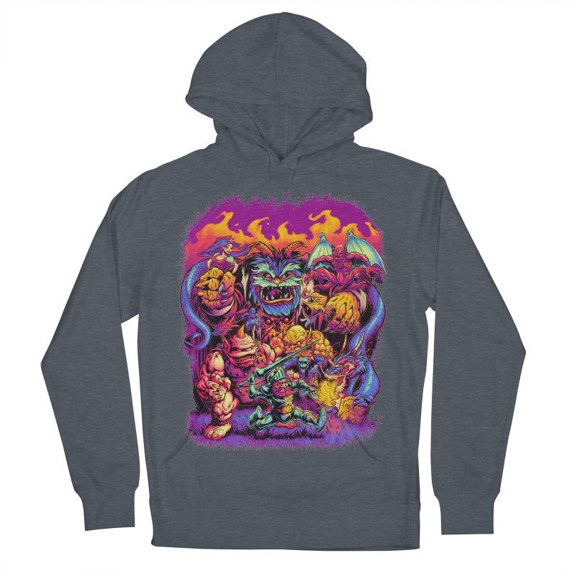 GHOSTS 'N' GOBLINS Women's Pullover Hoody by Beastwreck
