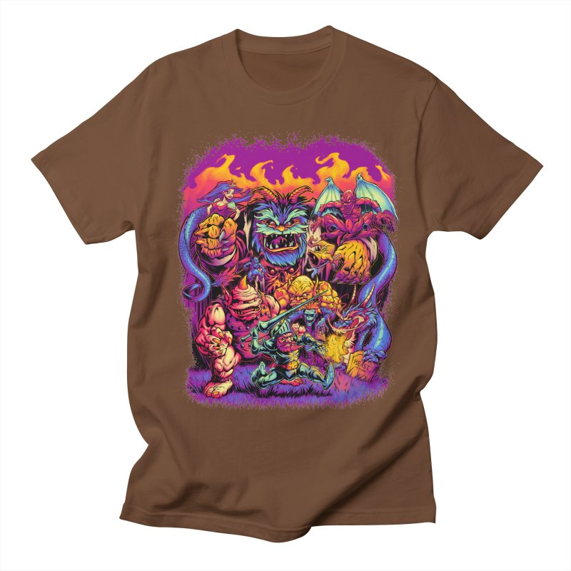 GHOSTS 'N' GOBLINS Women's Unisex T-Shirt by Beastwreck