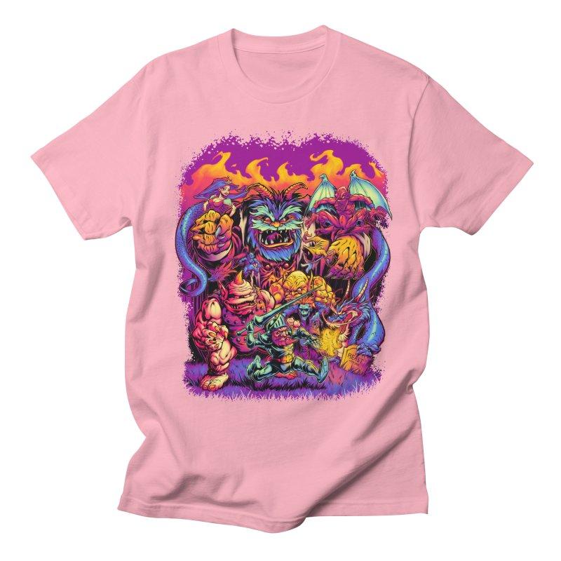 GHOSTS 'N' GOBLINS Women's Unisex T-Shirt by Beastwreck