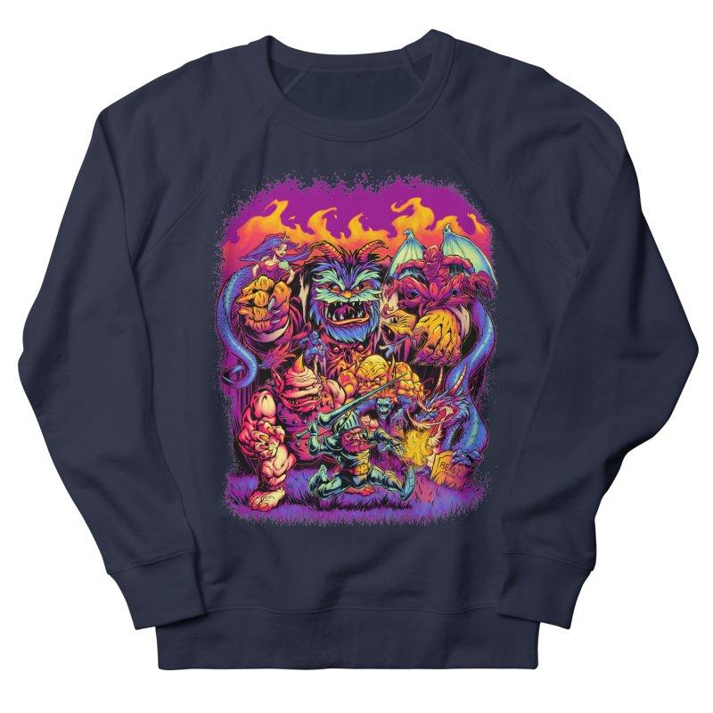 GHOSTS 'N' GOBLINS Women's Sweatshirt by Beastwreck