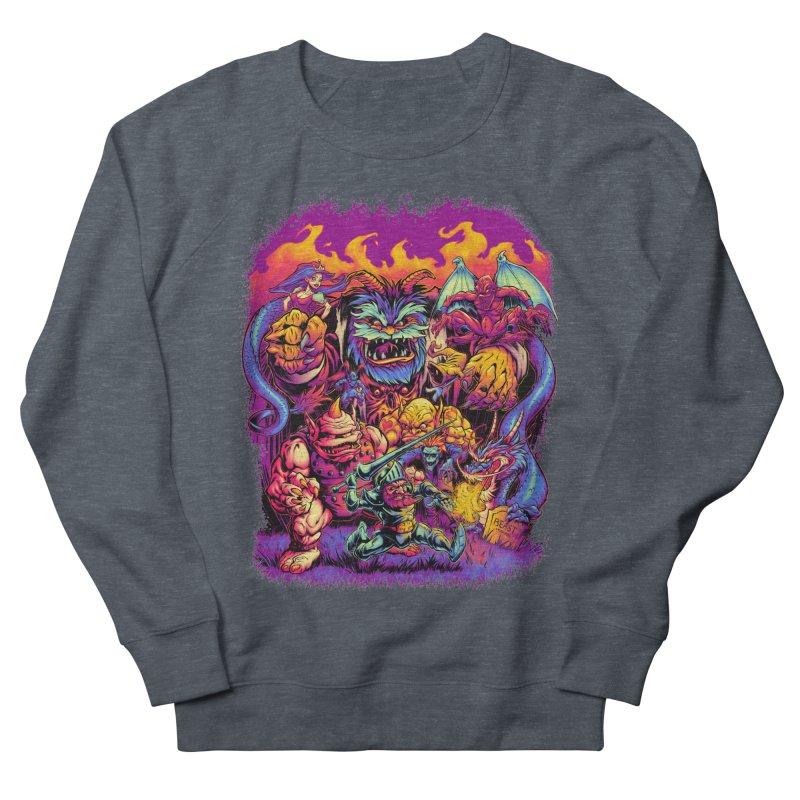 GHOSTS 'N' GOBLINS Men's Sweatshirt by Beastwreck