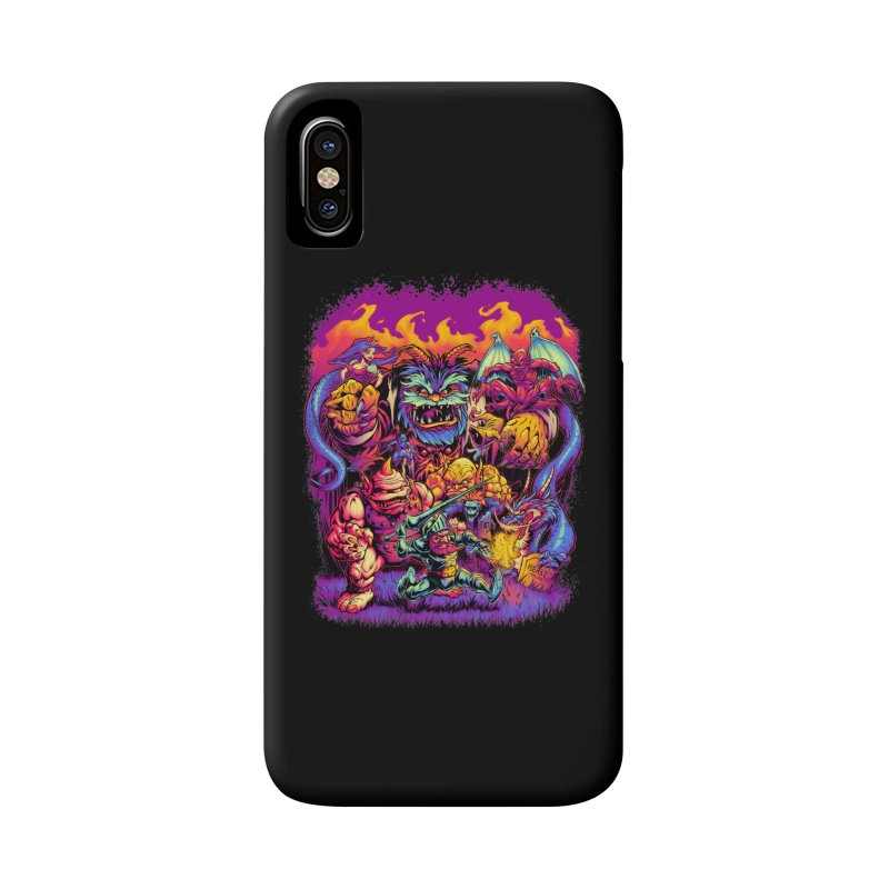 GHOSTS 'N' GOBLINS Accessories Phone Case by Beastwreck