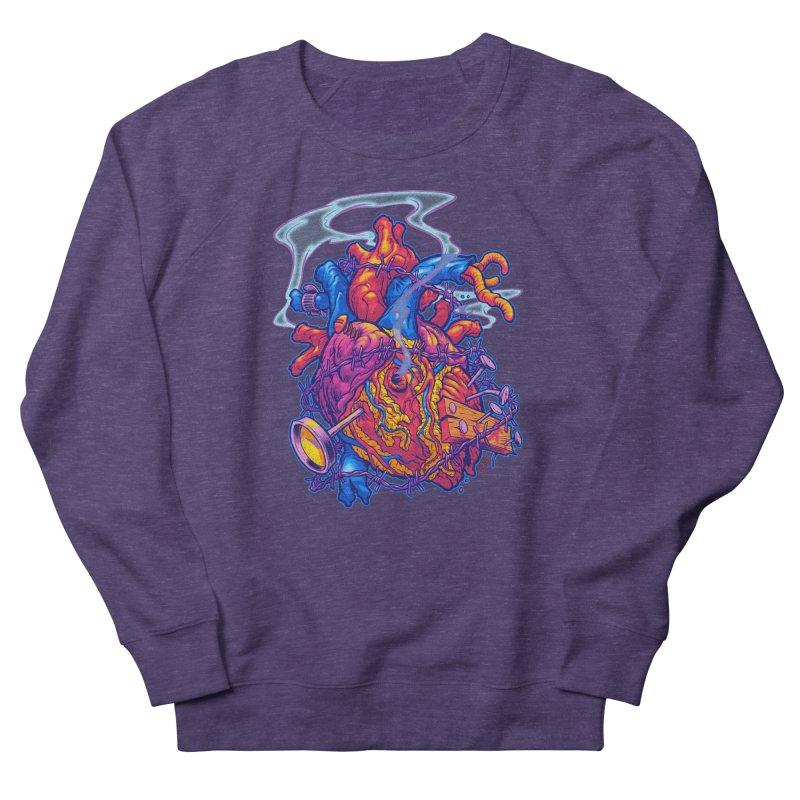 Beast Heart Women's Sweatshirt by Beastwreck