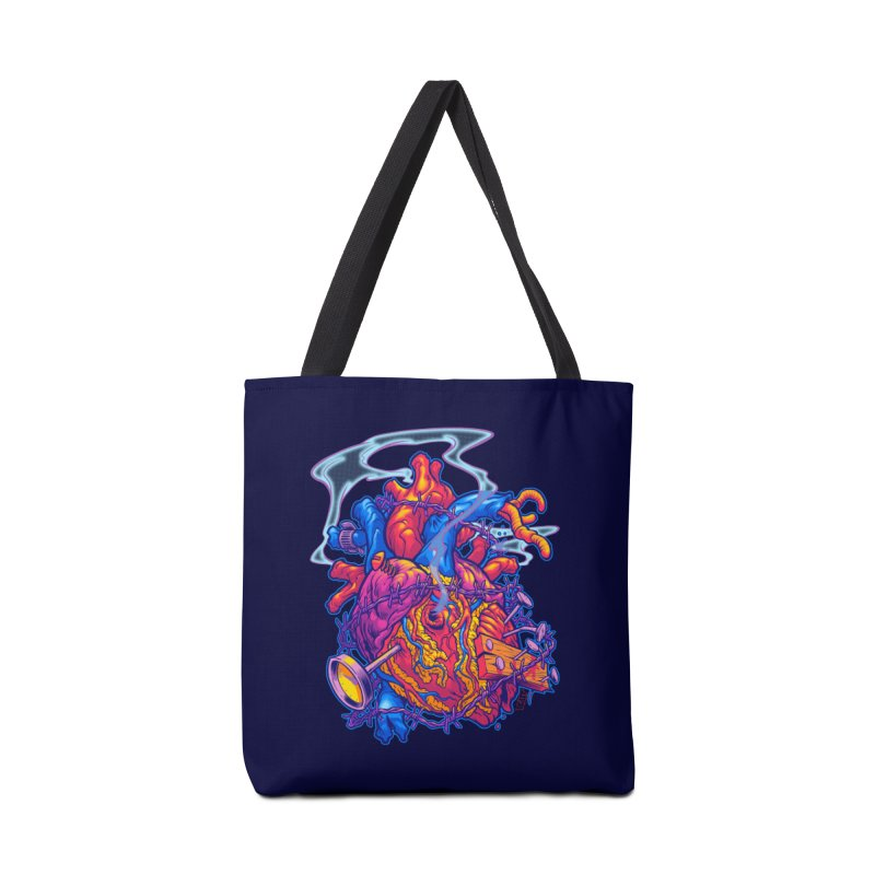 Beast Heart Accessories Bag by Beastwreck
