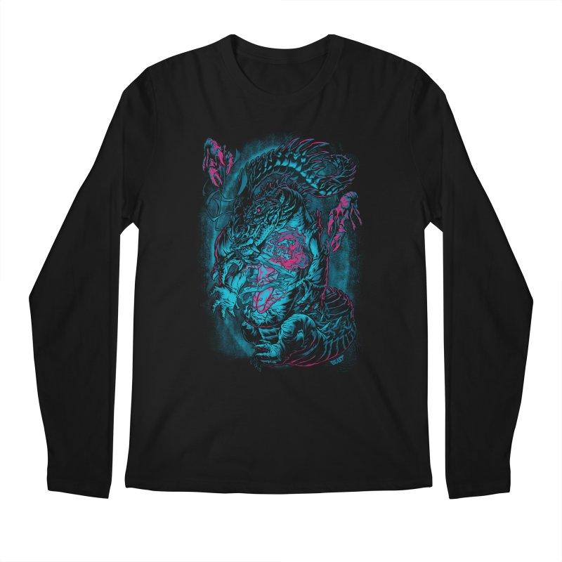 Croc-Lord Men's Longsleeve T-Shirt by Beastwreck