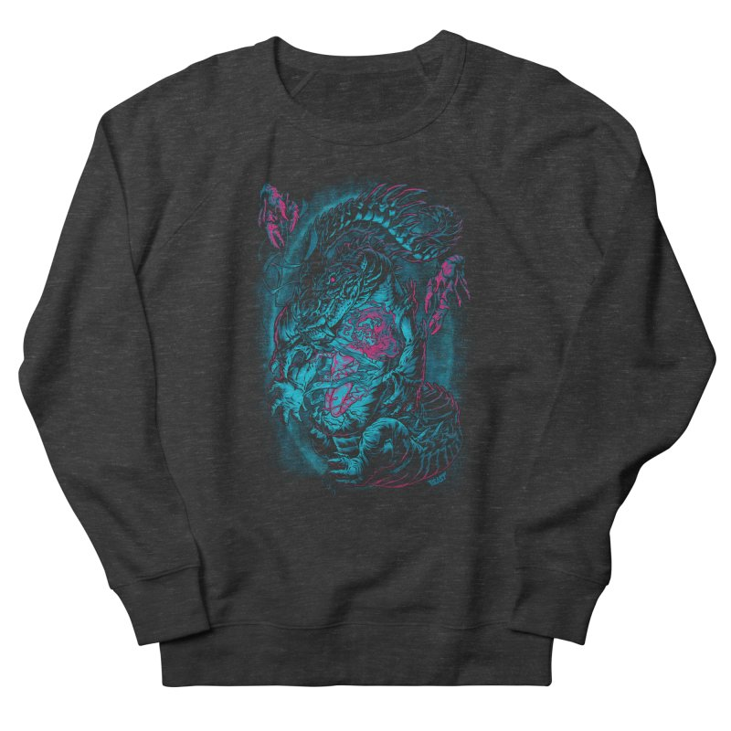 Croc-Lord Women's Sweatshirt by Beastwreck