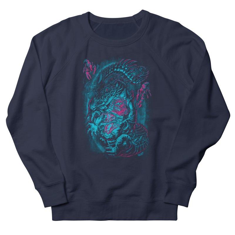 Croc-Lord Men's Sweatshirt by Beastwreck